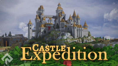 Castle Expedition on the Minecraft Marketplace by RareLoot