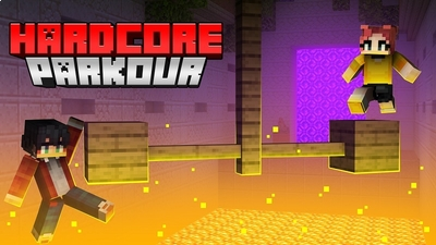 Hardcore Parkour on the Minecraft Marketplace by BBB Studios