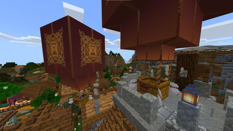The Wart Hogging on the Minecraft Marketplace by Scai Quest