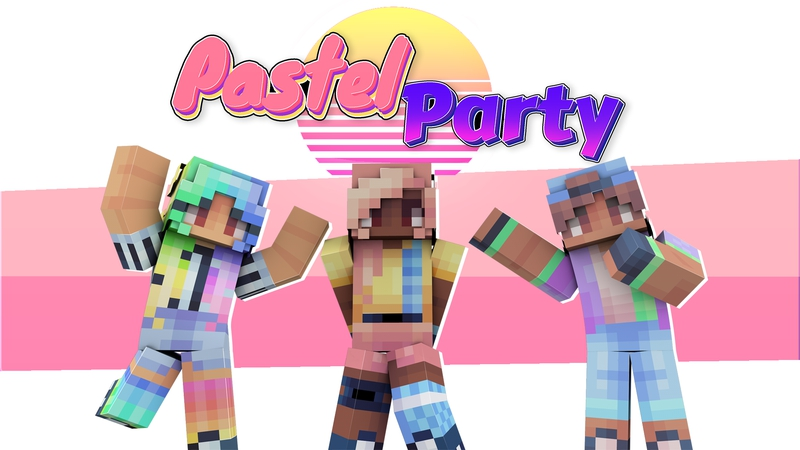 Pastel Party on the Minecraft Marketplace by Snail_Studios