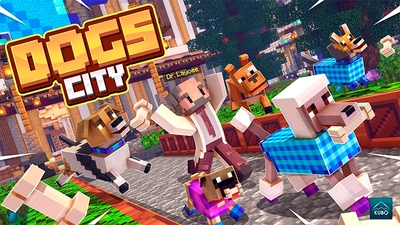 Dogs City on the Minecraft Marketplace by Kubo Studios