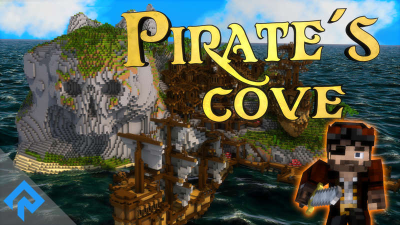 The Pirates Cove on the Minecraft Marketplace by RareLoot