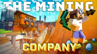 The Mining Company on the Minecraft Marketplace by Cubed Creations