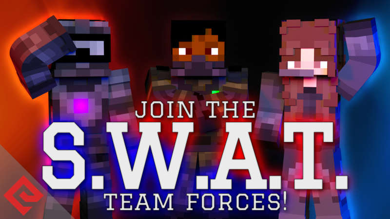 Join the SWAT Team Forces on the Minecraft Marketplace by RareLoot
