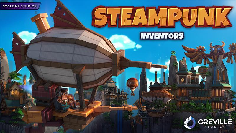 Steampunk Inventors