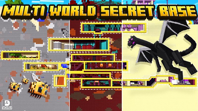 Multi World Secret Base