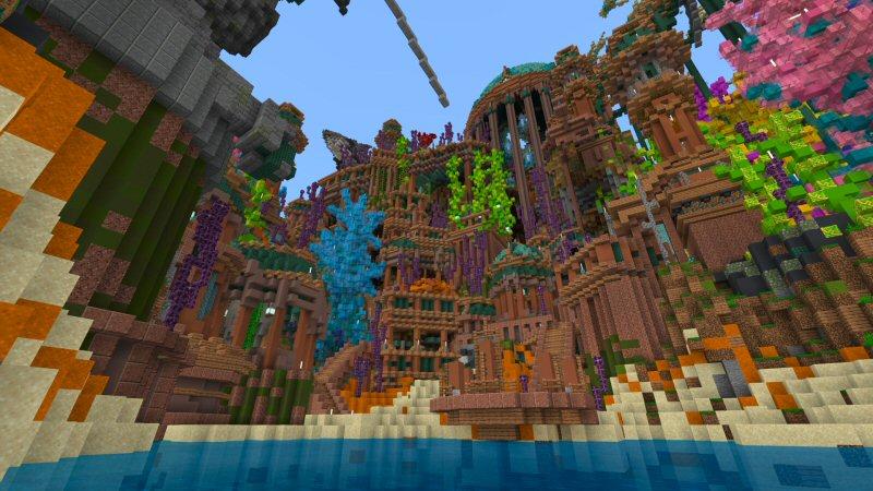 Atlantis by Shaliquinn's Schematics