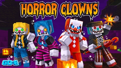 Horror Clowns on the Minecraft Marketplace by GoE-Craft
