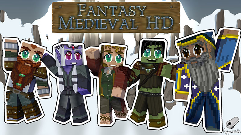 Fantasy Medieval HD on the Minecraft Marketplace by Appacado