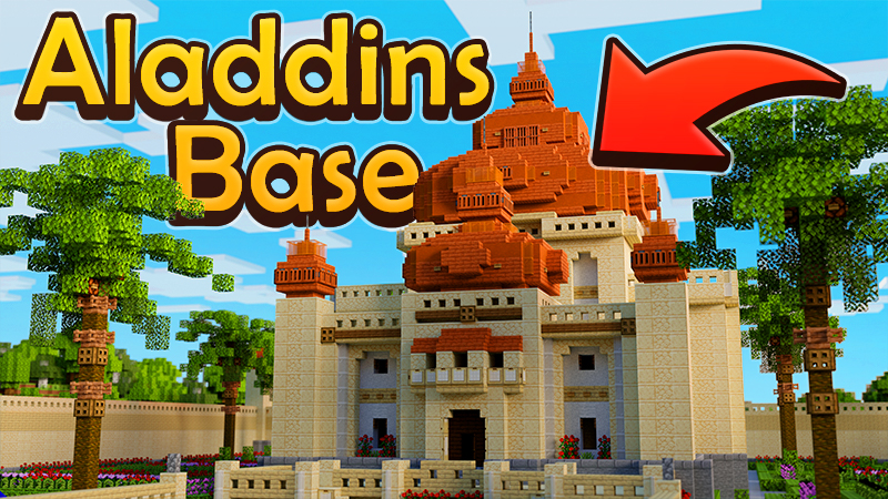 Aladdins Base on the Minecraft Marketplace by Mine-North