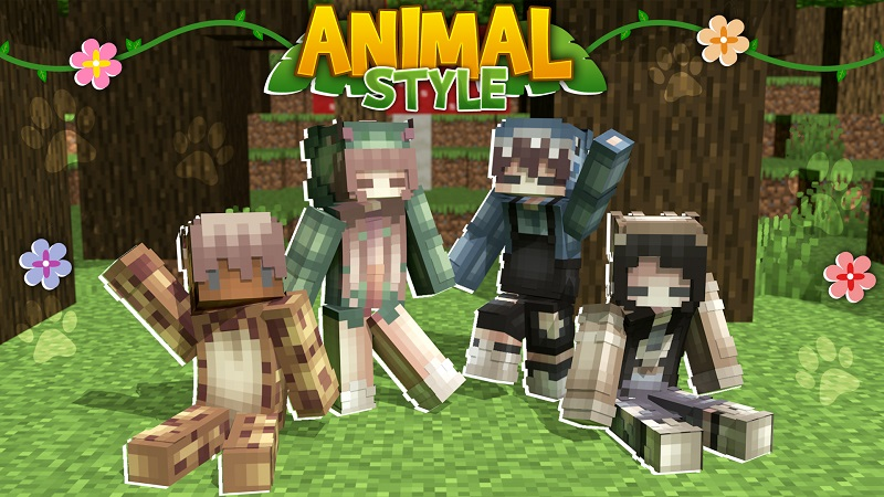 Animal Style on the Minecraft Marketplace by 4KS Studios
