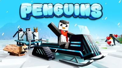 Penguins on the Minecraft Marketplace by BLOCKLAB Studios