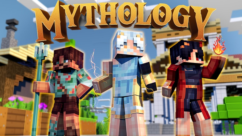 Mythology on the Minecraft Marketplace by Nitric Concepts