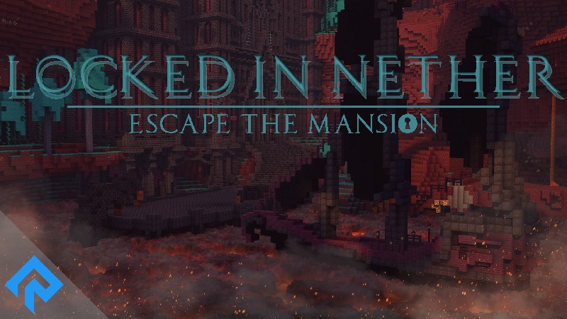 Locked in Nether on the Minecraft Marketplace by RareLoot