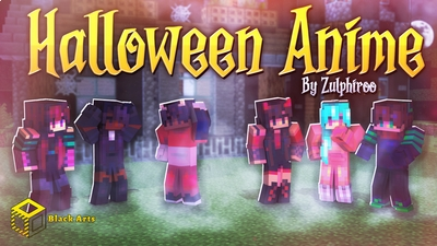 Halloween Anime on the Minecraft Marketplace by Black Arts Studios