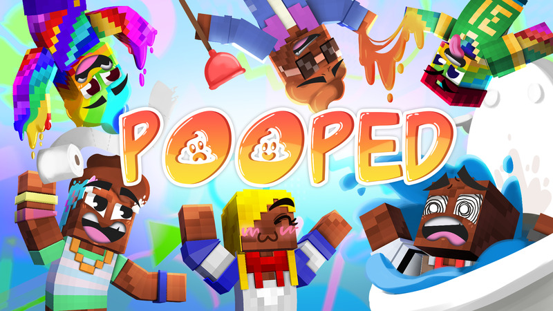 Pooped on the Minecraft Marketplace by House of How