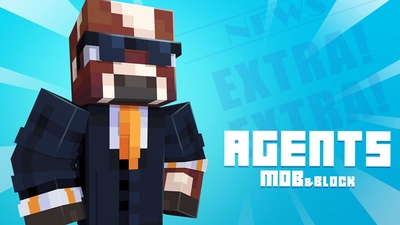 Mob and Block Agents on the Minecraft Marketplace by Ninja Squirrel Gaming