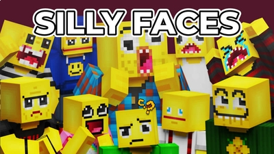 Silly Faces on the Minecraft Marketplace by BLOCKLAB Studios