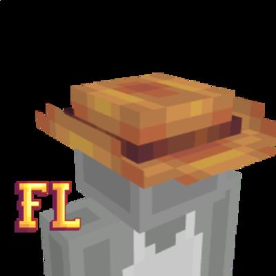 Cowboy Hat on the Minecraft Marketplace by PixelHeads