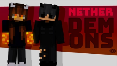 Nether Demons on the Minecraft Marketplace by Tetrascape
