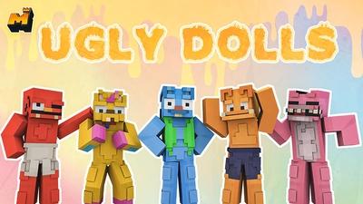 Ugly Dolls on the Minecraft Marketplace by Mineplex