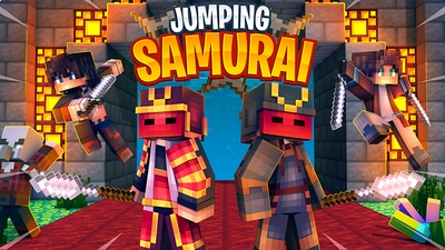 Jumping Samurai on the Minecraft Marketplace by Norvale