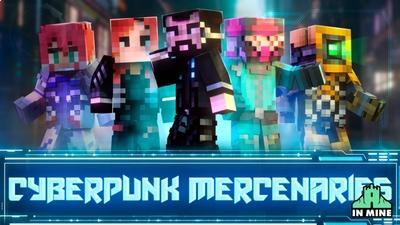 Cyberpunk Mercenaries on the Minecraft Marketplace by In Mine