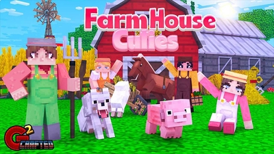 Farm House Cuties on the Minecraft Marketplace by G2Crafted