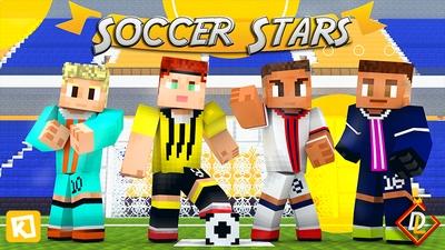 Soccer Stars on the Minecraft Marketplace by Kuboc Studios