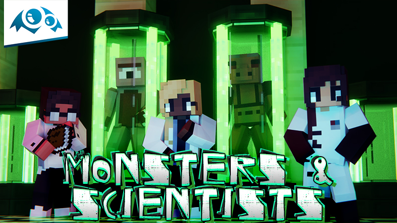 Monsters  Scientists on the Minecraft Marketplace by Monster Egg Studios