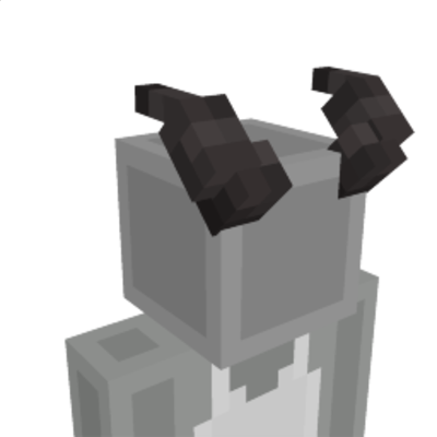 Demon Horns on the Minecraft Marketplace by inPixel
