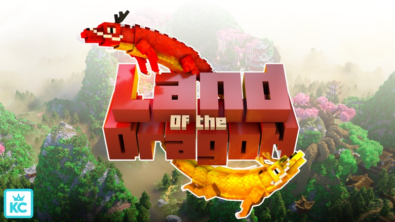 Land of the Dragon on the Minecraft Marketplace by King Cube