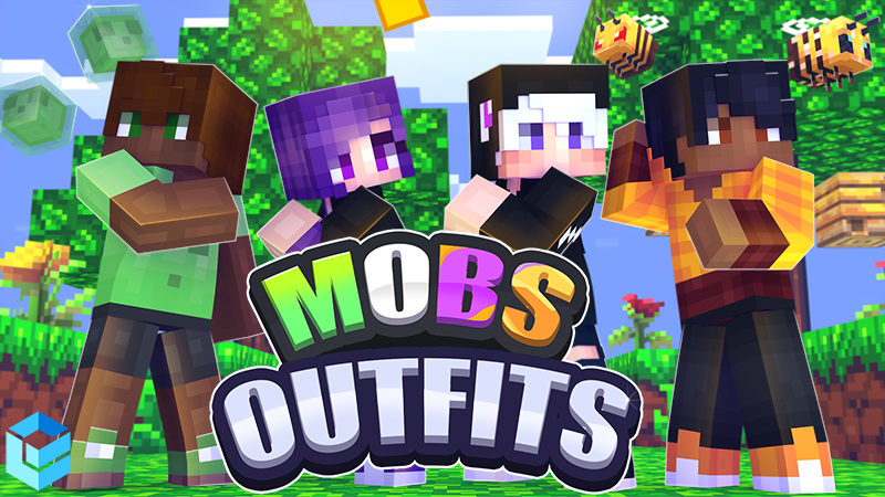 Mob Outfits on the Minecraft Marketplace by Entity Builds