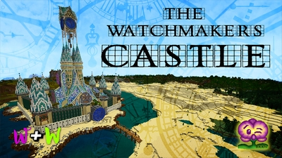 The Watchmakers Castle on the Minecraft Marketplace by The Wizard and Wyld
