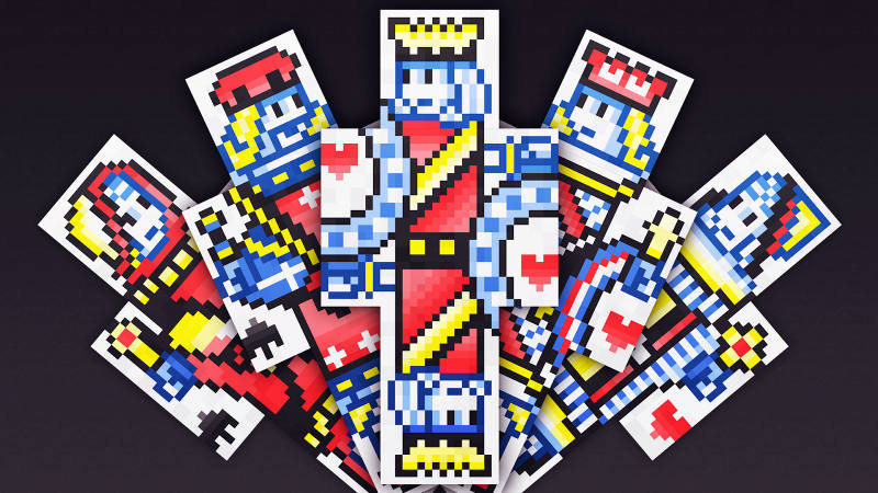 Cards  Hearts and Spades on the Minecraft Marketplace by 57Digital