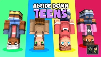 Upside Down Teens on the Minecraft Marketplace by BLOCKLAB Studios