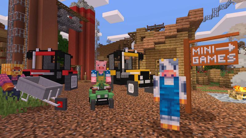 Farm Racers - Screenshot