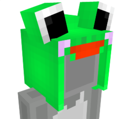 Froggy Hood on the Minecraft Marketplace by House of How
