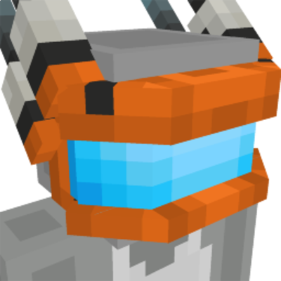 Energy Visor on the Minecraft Marketplace by Mythicus