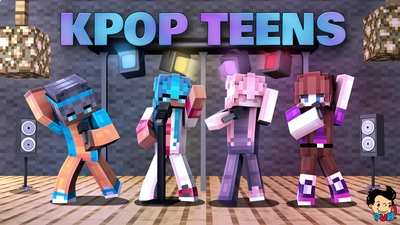 KPop Teens on the Minecraft Marketplace by Duh