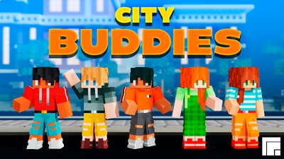 City Buddies on the Minecraft Marketplace by inPixel