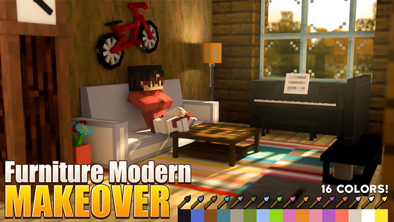 Furniture: Modern Makeover