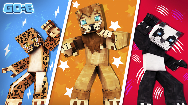 Wild Animals on the Minecraft Marketplace by GoE-Craft