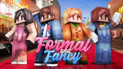 Formal and Fancy on the Minecraft Marketplace by Cynosia