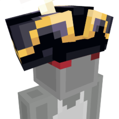 Captain Hat on the Minecraft Marketplace by Pathway Studios
