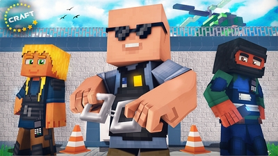 Crime Cops on the Minecraft Marketplace by The Craft Stars