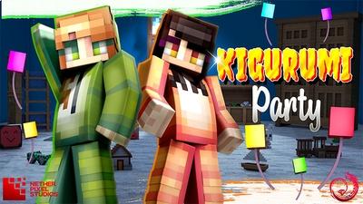Kigurumi Party on the Minecraft Marketplace by Netherpixel