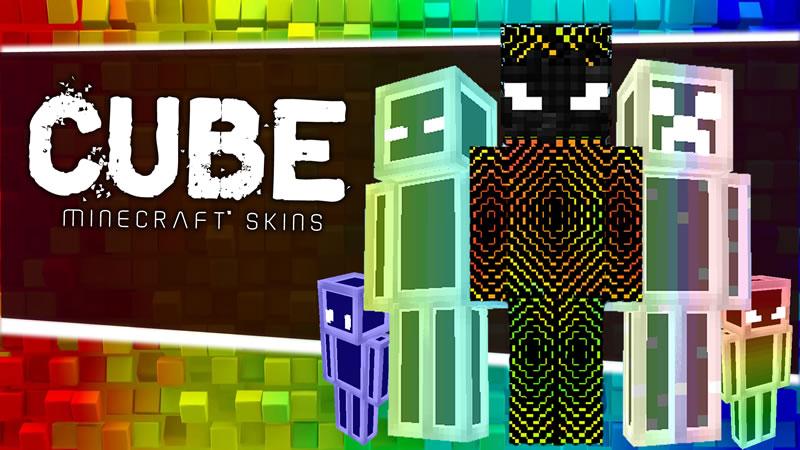 Free Form Cube Minecraft Skins In Minecraft Marketplace Minecraft