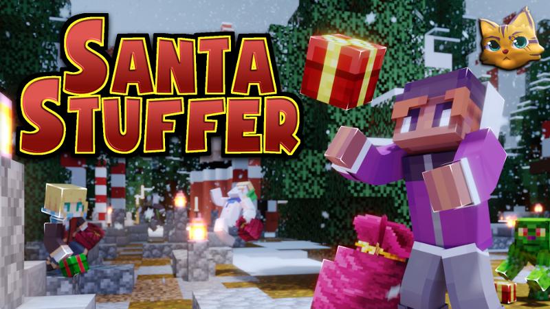 Santa Stuffer on the Minecraft Marketplace by Cynosia