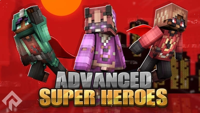 Advanced Super Heroes on the Minecraft Marketplace by RareLoot
